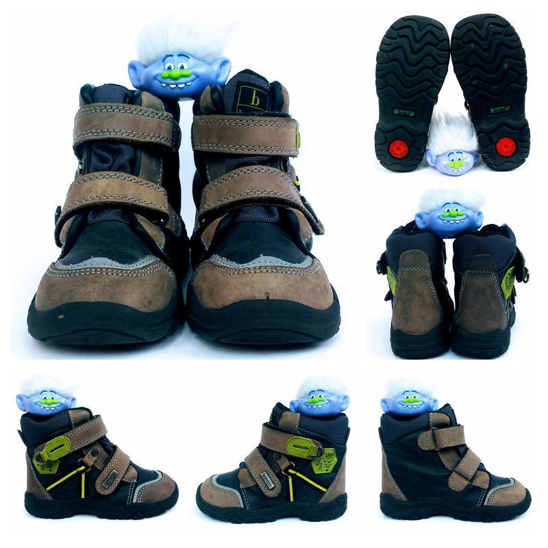 N0028 демисезонные ботинки bama 24 размера