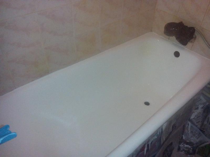 Реставрация ванн в Киеве и области - Фото 2