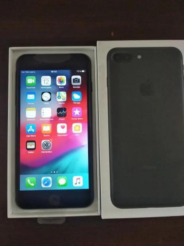 Apple iPhone 7 plus,128 gb