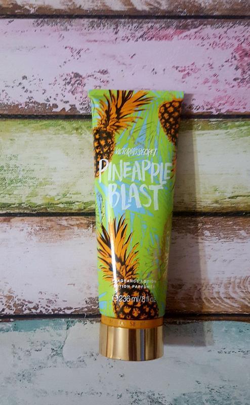 Парфюмированный лосьон victoria's secret pineapple blast🍍
