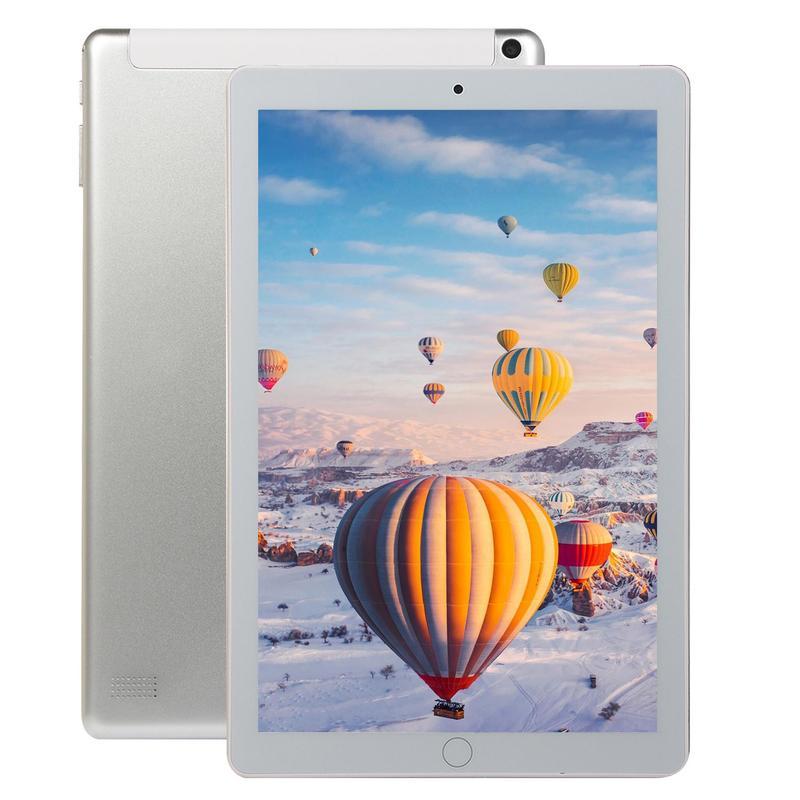 Ультратонкий планшет 10 дюймовый планшет 4 ГБ ОЗУ 64 Гб
