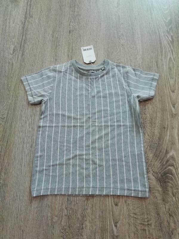 Брендовая хорошая футболка некст, по бирке 3-4 года