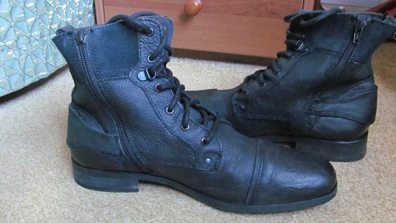 Ботинки soletrader р.41.5. оригинал
