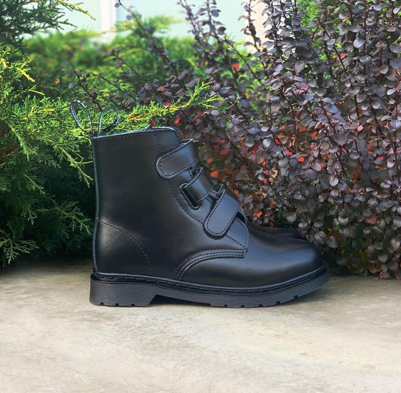 Dr. martens coralia venice mono black 🤗 женские зимние ботинки...