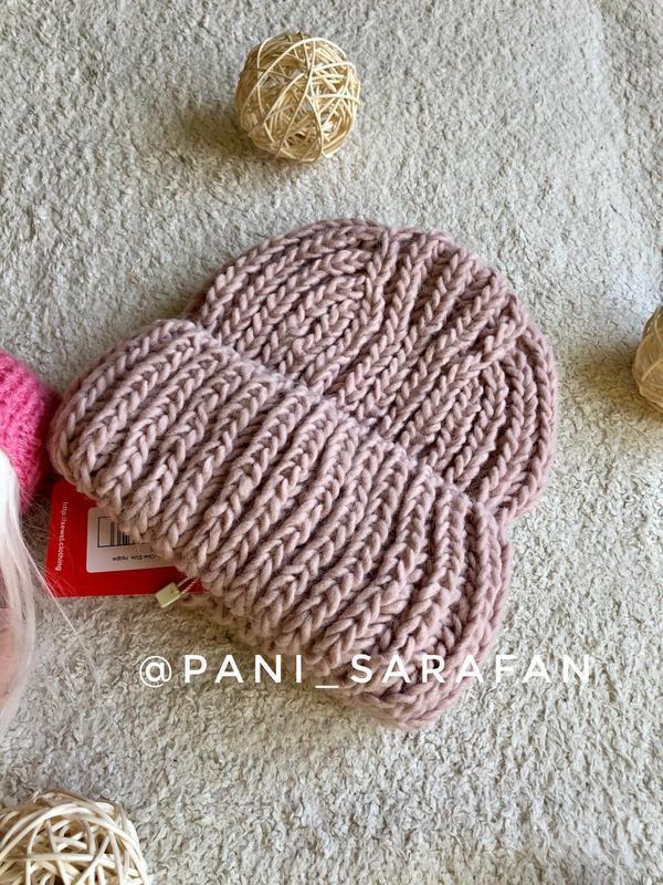 Об'ємна шапка