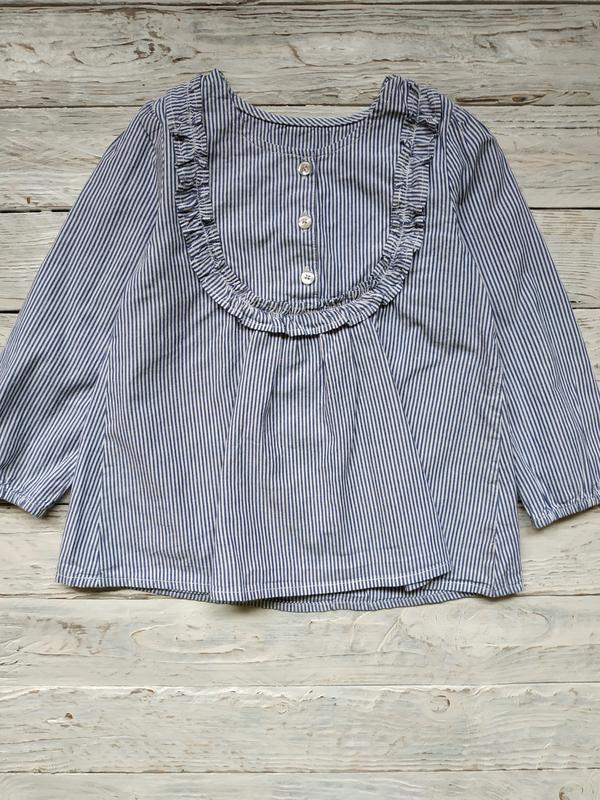 Блуза-сорочка для дівчинки