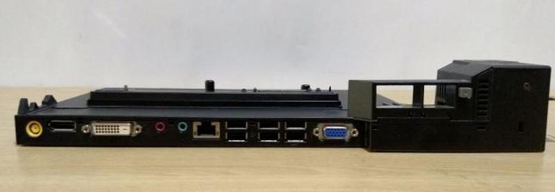 Оригінальна док станція Lenovo ThinkPad Mini Dock Series 3 433...