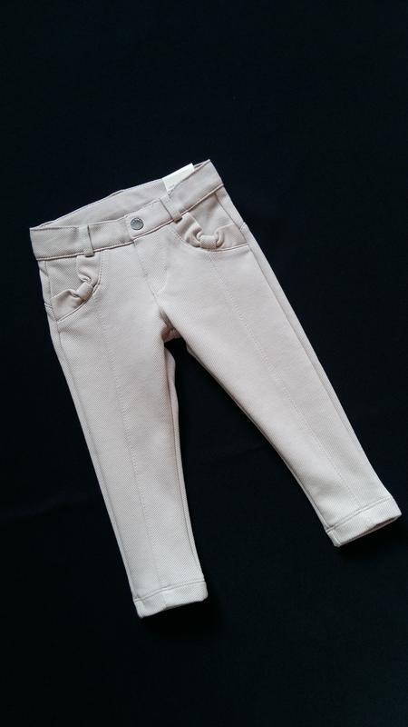 Леггинсы/лосины/штаны mayoral (испания) на 12 месяцев (размер 80) - Фото 6