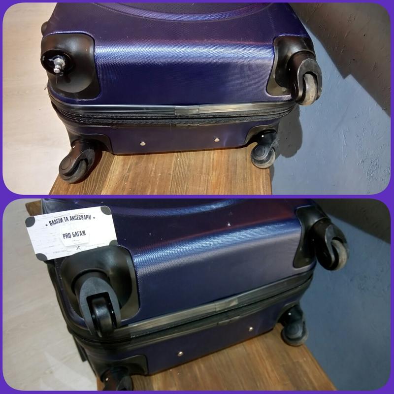 Ремонт чемоданов, сумок на колёсах