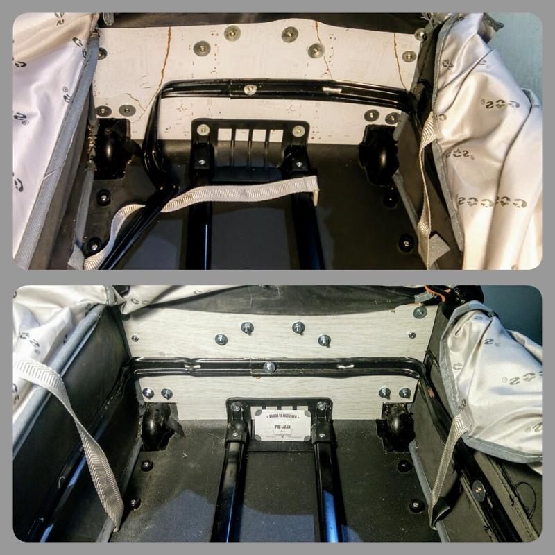 Ремонт чемоданов, сумок на колёсах - Фото 2