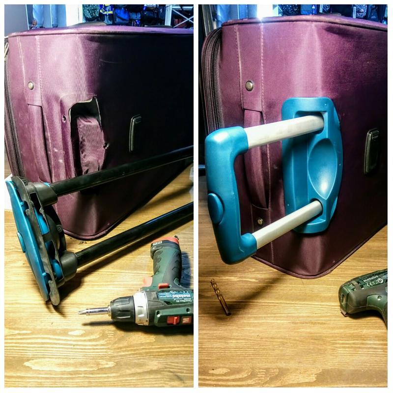 Ремонт чемоданов, сумок на колёсах - Фото 3