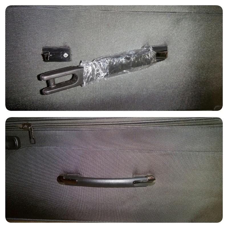 Ремонт чемоданов, сумок на колёсах - Фото 4