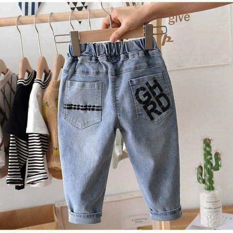 Качественный джинсы мальчику
