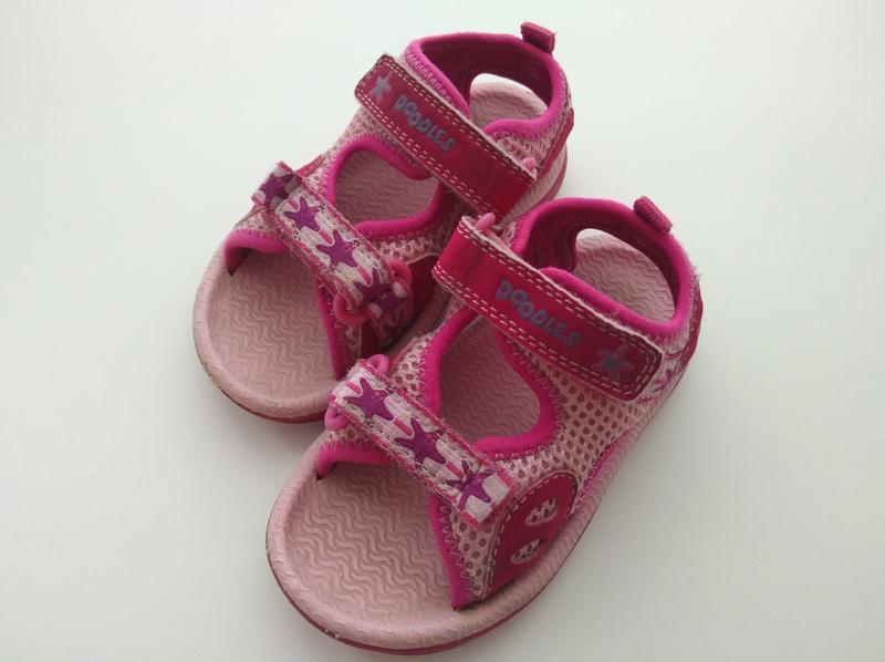 Сандалики сандали clarks 21 размер 13 см