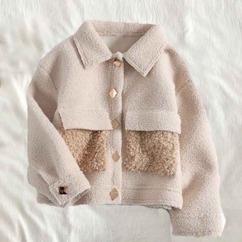 Плюшеві куртки