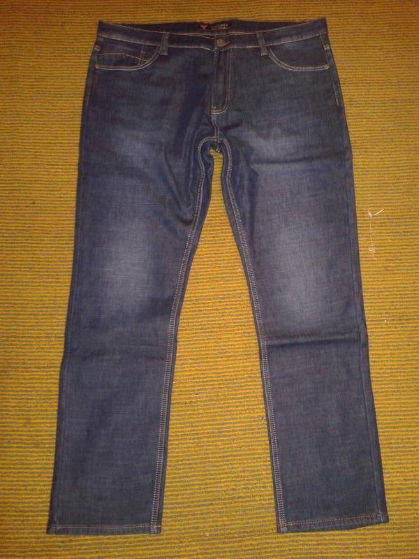 джинсы мужские на флисе