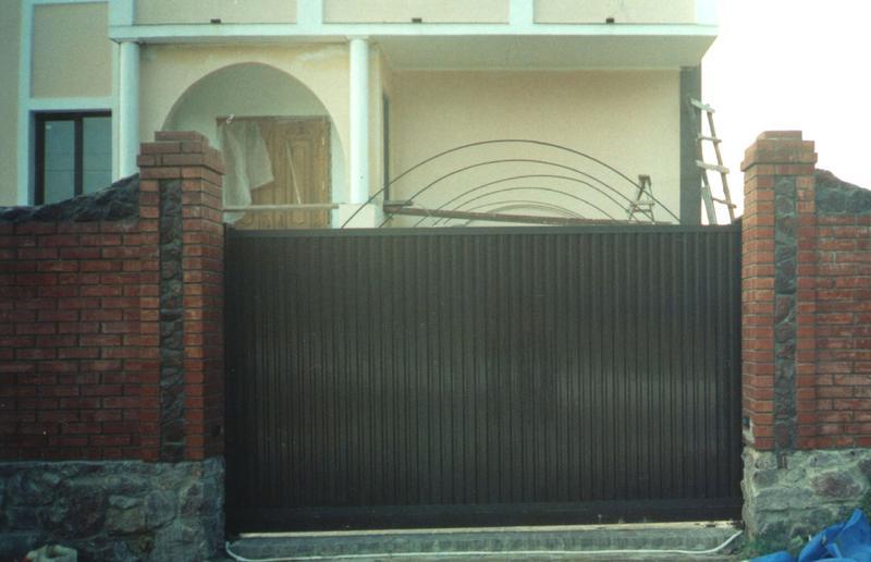 Ремонт ворот автоматических
