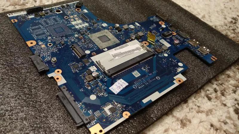 НОВАЯ Материнская плата Lenovo G50-30 NM-A311 (N2840 SR1YJ)