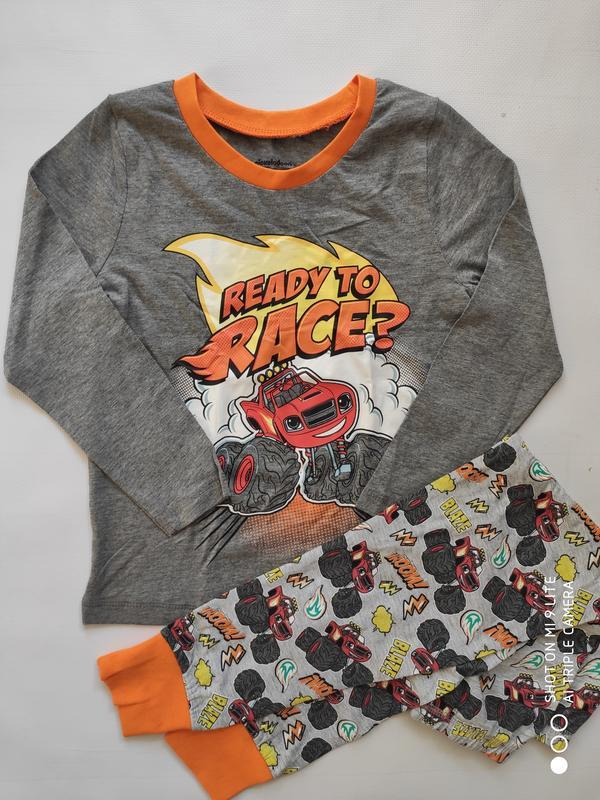 Хлопковпч пижама на мальчика дисней, детская пижама джордж, вспыш