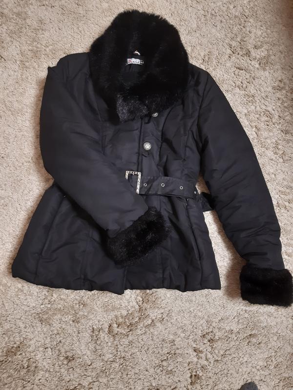 Куртка очень теплая на флисе