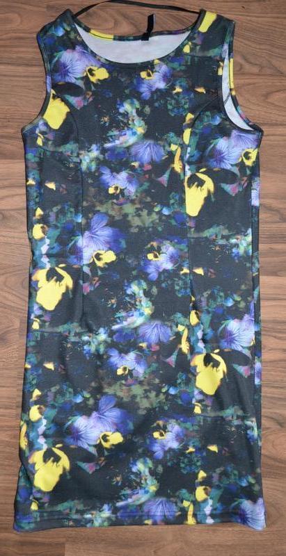 Платье, сарафан  трикотаж размер м