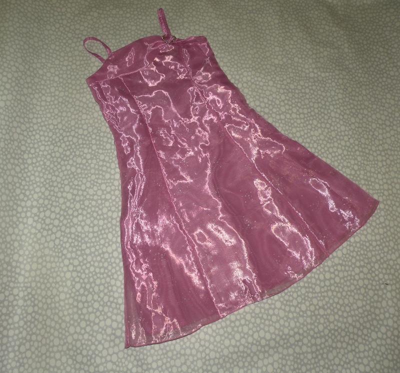 Нарядное платье 9-10 лет