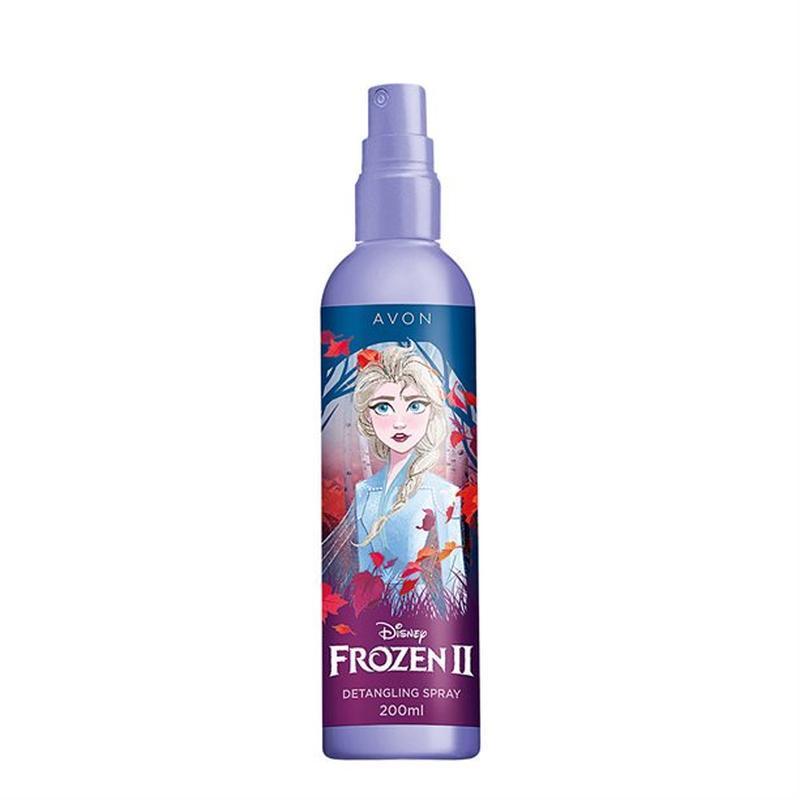 Детский спрей для волос disney frozen
