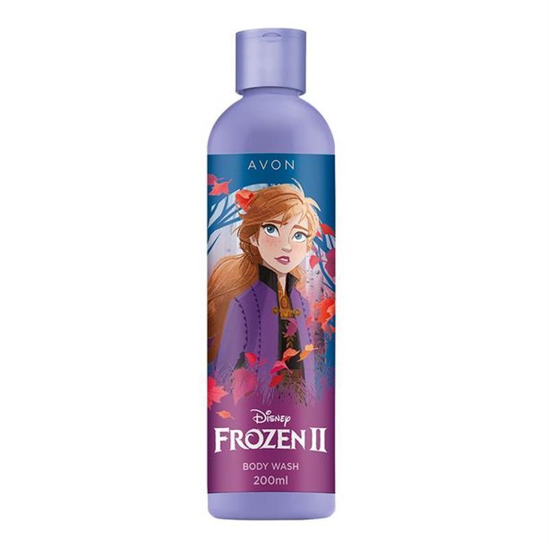 Детский гель для душа disney frozen
