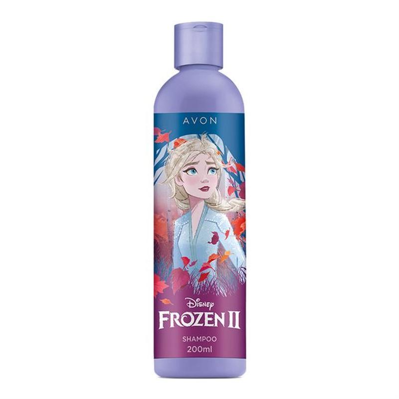 Детский шампунь для волос disney frozen