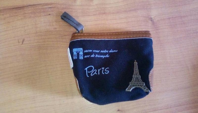 Качественный маленький кошелек для ключей и денег