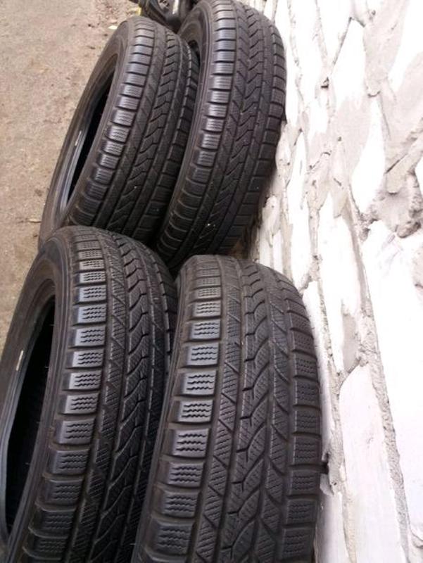 Автошины зима+всезезонка 165/70 r14 комплект !