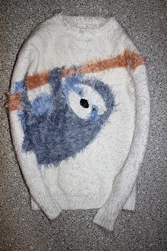 Джемпер травка свитер свитшот тёплый кофта реглан