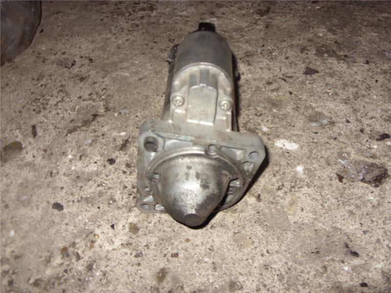 Стартер 1.9 Opel Vectra C Astra Zafira 55353857 55352882