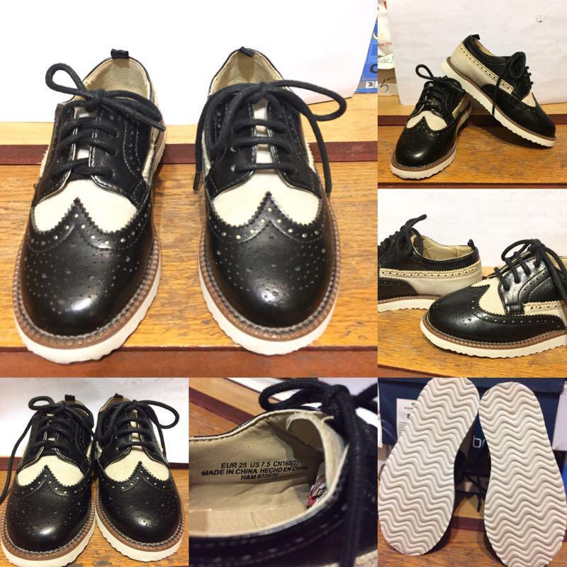 Лоферы туфли H&M