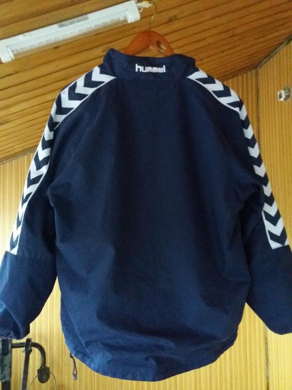 Куртка-ветровка hummel (дания)