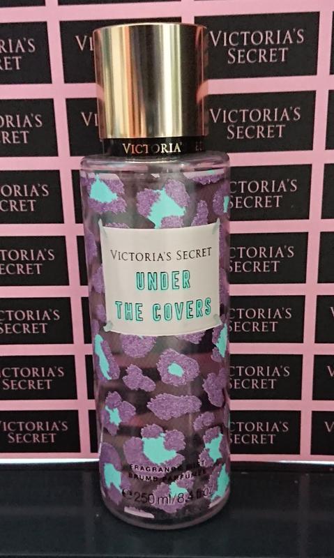 Парфюмированный спрей victoria's secret under the covers 250 ml