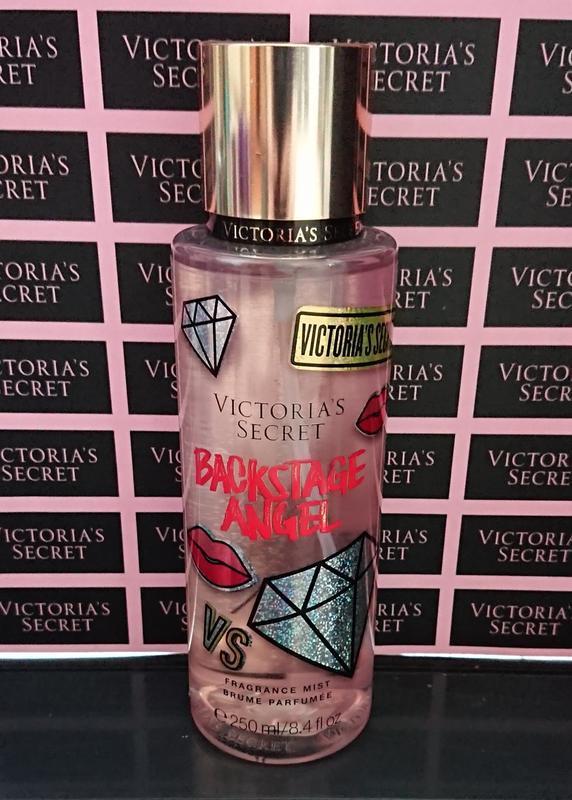 Парфюмированный спрей victoria's secret backstage angel 250ml