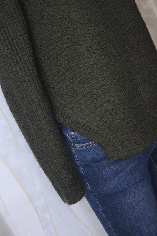 Тёплый свитер от dorothy perkins в составе шерсть