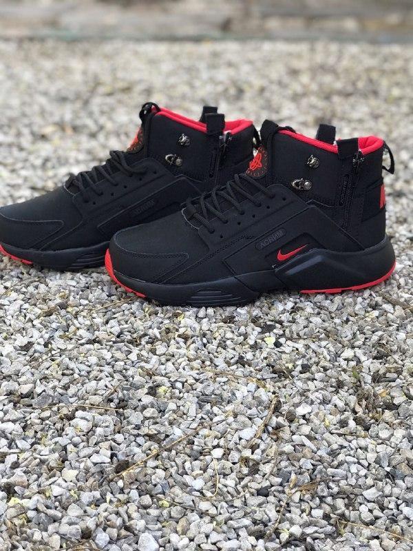 Nike air huarache winter acronym 🤗 мужские зимние кроссовки те...