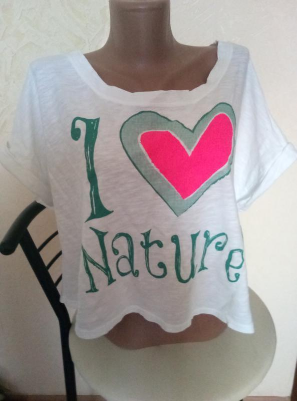 Шикарная качественная итальянская футболка майка-топ