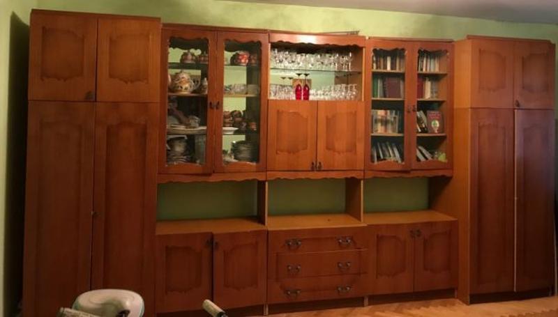 Шафа 420х220 см деревяна