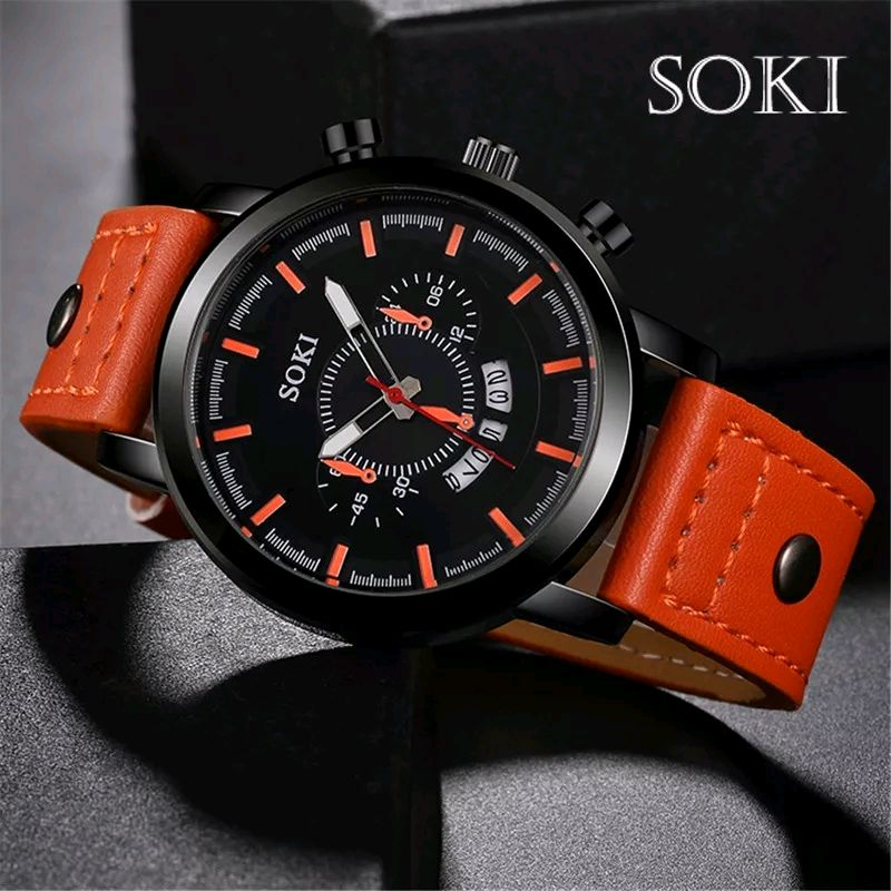 Мужские наручные мужские часы Soki
