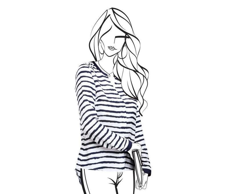 Удобная и лёгенькая рубашка блуза от tcm tchibo, размер 36, 38...