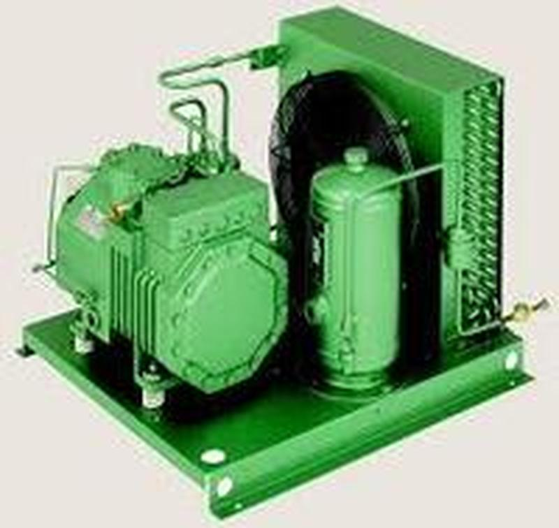 Холодильный агрегат на базе оригинального компрессора Bitzer 4NCS