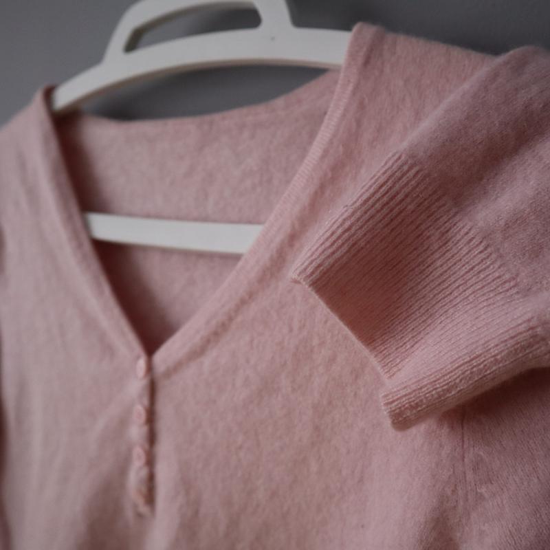 Мягкий свитерок 💯 кашемир