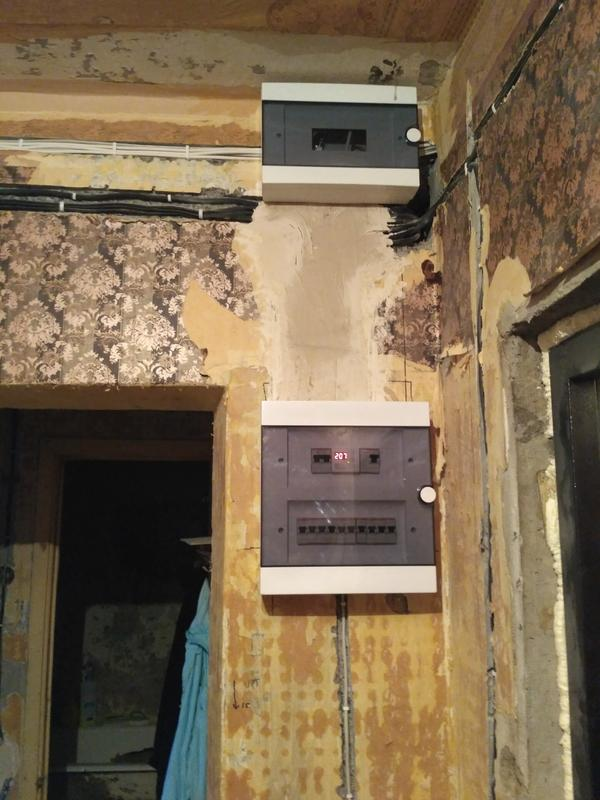 Замена старой проводки на новую в квартирах, домах и офисах - Фото 3