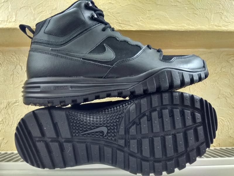 Кроссовки nike dual fusion hills mid leather zoom m2k monarch ...
