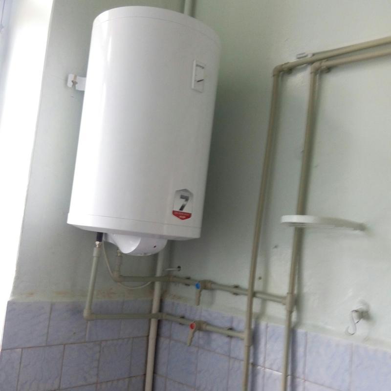 Монтаж систем холодного и горячего водоснабжения