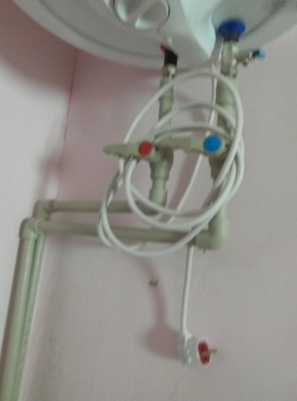 Монтаж систем холодного и горячего водоснабжения - Фото 2