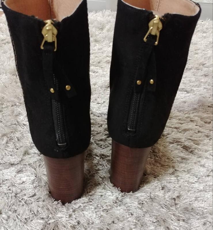 Шикарні черевички pommeline від minelli нат.замш р.35. - Фото 6